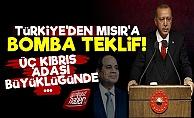 Ankara'dan Sisi'ye Bomba Teklif!