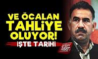 Abdullah Öcalan Tahliye Oluyor!