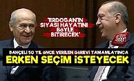 #39;Bahçeli#39;ye Erdoğan#39;ı Bitirme Görevi Verildi, Bunu Yapıyor#39;