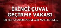 ABD ASKERLERİNE ÇUVAL GEÇİRİLDİ...