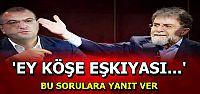 AHMET HAKAN ÖYLE BİR CEVAP VERDİ Kİ...