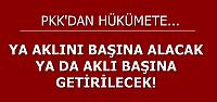 'AKLINI BAŞINA GETİRİRİZ AKP'