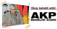 'AKP BEDELİNİ ÖDER'