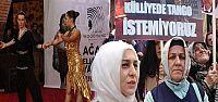 AKP'Lİ KADINLAR: DANSA İZİN VERMEYECEĞİZ