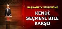 AKP'LİLER BİLE KARŞI!