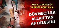 ALLAH 'DÖVMECİLERE' LANET ETMİŞMİŞ!