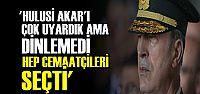 ASKERİ SAVCIDAN ŞOK SÖZLER...
