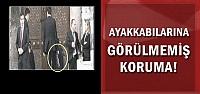 AYAKKABILARA ÖZEL KORUMA!
