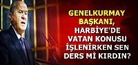 BAHÇELİ'DEN SERT SÖZLER...