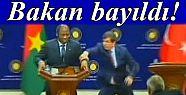 BAKAN CANLI YAYINDA BAYILDI!