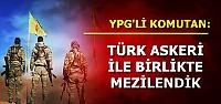 'BAL GİBİ İŞBİRLİĞİ YAPTIK'