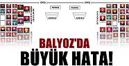 BALYOZ'DA BÜYÜK HATA!