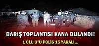 BARIŞ TOPLANTISI KANA BULANDI!