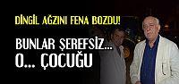 BAŞKAN'IN KÜFÜR NÖBETİ...