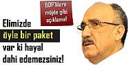 BDP'LİLERE MÜJDE GİBİ AÇIKLAMA!