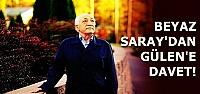 BEYAZ SARAY'DAN DAVET...
