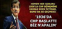 BİZİM DEĞİL CHP'NİN SUÇU'