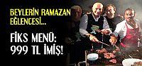 BU DA SOSYETENİN RAMAZAN'I...