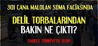 DELİL TORBALARINDA SKANDAL!