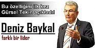 DENİZ BAYKAL'IN BİLİNMEYENİNİ AÇIKLADI!