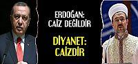'ERDOĞAN HANGİ DİNİ REFERANS ALIYOR'