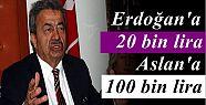 ERDOĞAN VE ASLAN'A TAZMİNAT DAVASI
