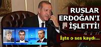 ERDOĞAN'I İŞLETTİLER!