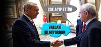ERDOĞAN'IN O DURUMDAN HABERİ YOKMUŞ!