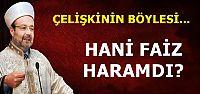 FAİZ HARAM AMA...