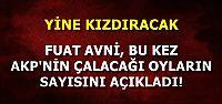 FUAT AVNİ'DEN BÜYÜK İDDİA!