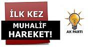 GEZİ AK PARTİ'DE ÇATLAK YARATTI!