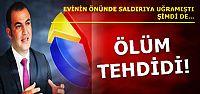 GEZİCİ'YE ÖLÜM TEHDİTLERİ...