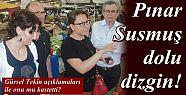 GÜRSEL TEKİN, 'PINAR SUSMUŞ'U MU KASTETTİ?