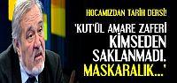 HOCAMIZ KUT ZAFERİ'Nİ ANLATTI...