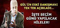 İKİ PARTİNİN OYLARI BİLE AKP'YE YAZILACAK!