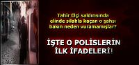 İLK İFADELERİNİ VERDİLER...