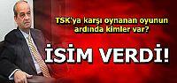 İLK KEZ İSİM VERDİ...