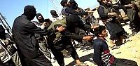 IŞİD, 200 SURİYELİ ASKERİ KATLETTİ!