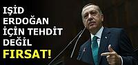 'IŞİD, ERDOĞAN İÇİN BİR FIRSAT'