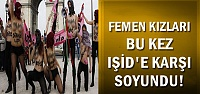 'IŞİD'E KARŞI AYAĞA KALKIN'