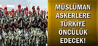 IŞİD'E KARŞI EN ÖNDE YERALACAĞIZ!