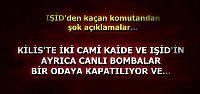 İŞTE IŞİD'İN İÇ YÜZÜ...
