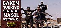 İŞTE IŞİD'İN O SEVKİYATI!