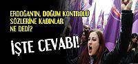 İŞTE KADINLARIN TEPKİSİ...