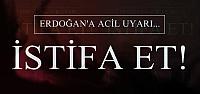 İSTİFA ET...