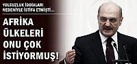 İSTİFACI BAKAN'A TEKLİF ÜSTÜNE TEKLİF!