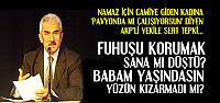 KONYALI VEKİL BALTAYI TAŞA VURDU!