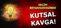 'KUTSAL KAVGA' MADDESİ...