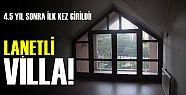 LANETLİ VİLLA...