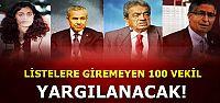 MECLİSTEN SANIK SANDALYESİNE...